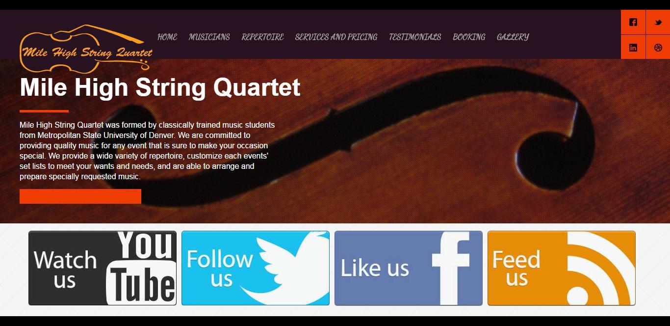 Mile-High-String-Quartet