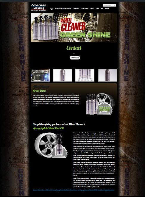 Wheel-Cleaner-Website